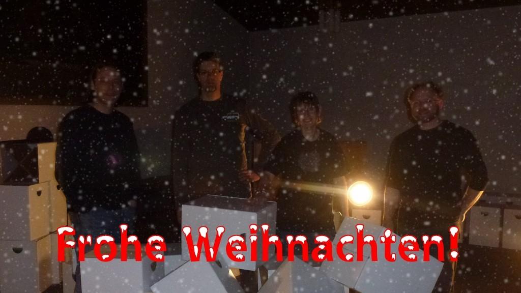 Frohe Weihnachten wünscht rockmesse-live