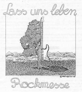 Lass uns leben - Plakat 1985