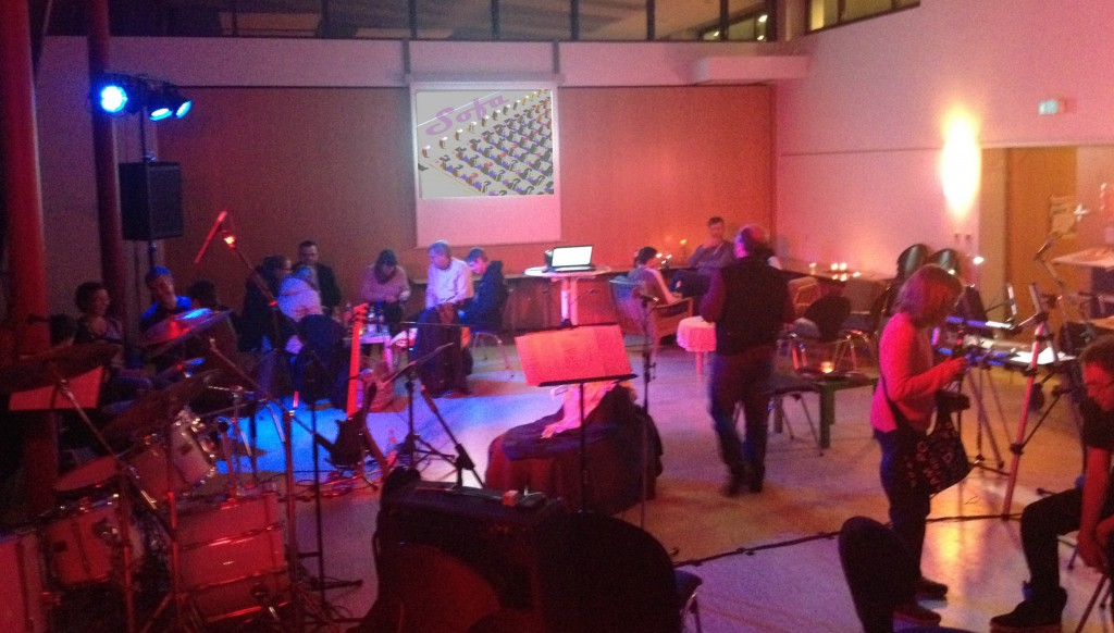 Sound Orientierte Freitags Andacht, St. Ludwig, Celle