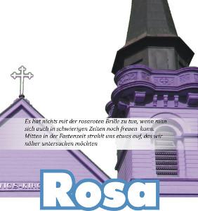 Sofa - Rosa