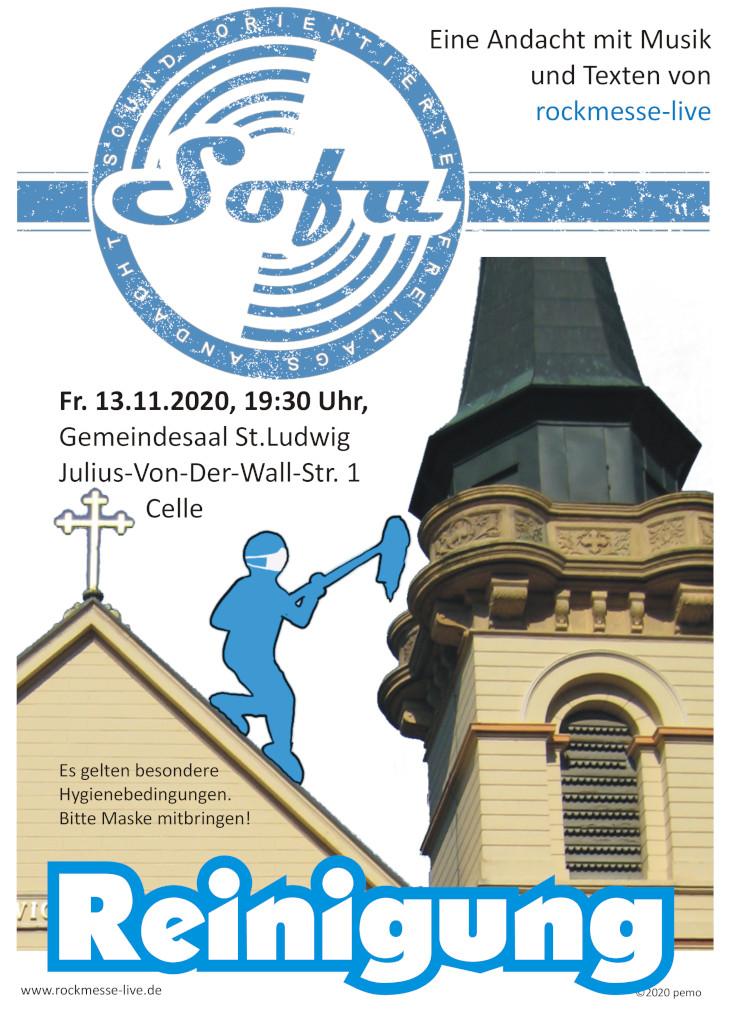 Sofa Reinigung 13.11.2020